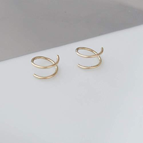 Earrings Piercing Earring Minimal Cartilage product image