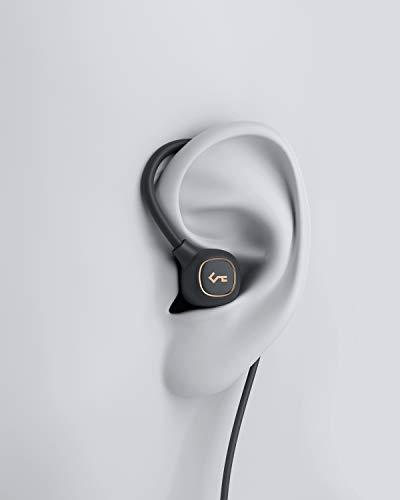 Wireless Headphones, AUKEY Key Series B80 Earbuds with Bluetooth 5, Hybrid  Driver, aptX Low Latency, High Fidelity Sound, IPX6 Water-Resistance, 8H