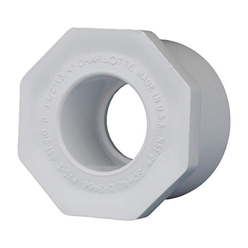 Pvc Pressure Pipe Fittings - Charlotte Pipe 1-1/2
