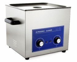 GOWE 240W 7.2L Ultrasonic Cleaner with Free Cleaning Basket for Motherboard Cleaning