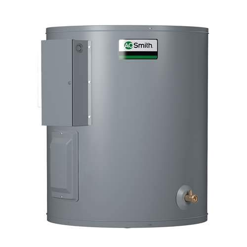 AO Smith Dura-Power 20 Gal. 5000W Compact Commercial 3 Year Limited Electric Tank Water Heater DEL-20-5KW-277V-A