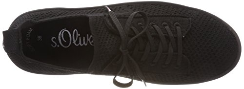 23638 Basses S Femme oliver Noir black Sneakers 5gZwqZ8T