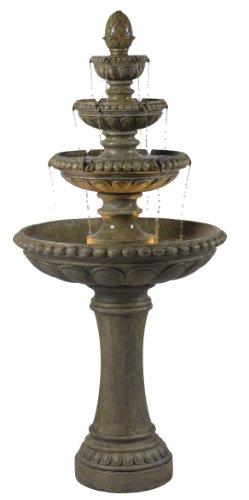 Kenroy Home 50231TE Outdoor Fountain