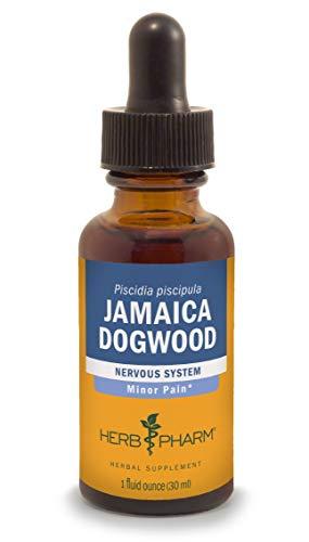 Herb Pharm Jamaica Dogwood Liquid Extract for Minor Pain - 1 Ounce