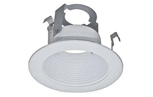 cost less lighting 4 inch recessed trim for can lights white