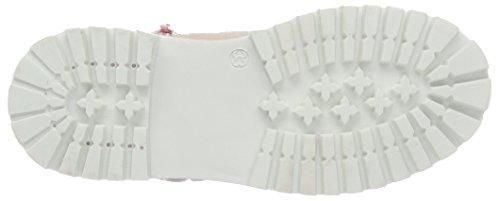s.Oliver Mädchen 45109 Combat Boots Pink (LT PINK 511)