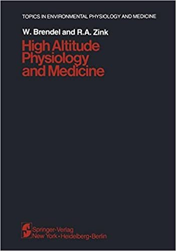 High Altitude Physiology And Medicine Descargar Epub Gratis