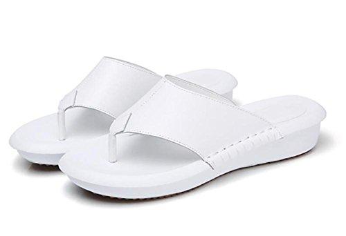 Sandalias gruesas de las sandalias del sandalias de los zapatos de la playa de la arena de la nueva de los zapatos de los flip flops del verano 2017 1