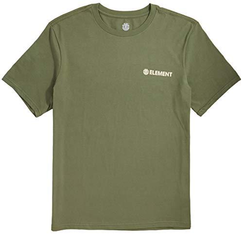 Element - Camisa para hombre - Verde - X-Large: Amazon.es: Ropa y accesorios