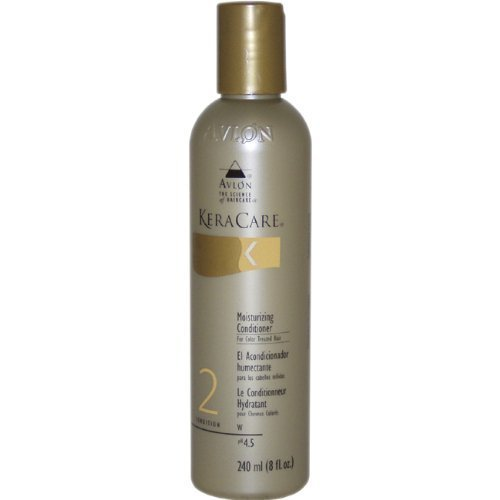 KeraCare Moisturizing Conditioner for Color Treated Hair 8 oz by KeraCare