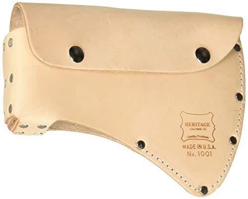 - Heritage Leather 1001 Standard Single Bit Leather Axe Sheath