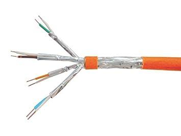 Equip 187305 - Cable de Red (500 m, Cat7, S/FTP (