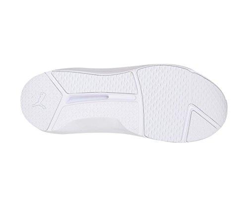 Puma Fierce EP WNS, Zapatillas de Deporte Para Mujer Blanco (Puma White-puma White)