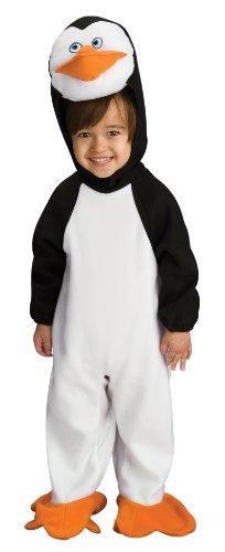 The Penguins of Madagascar Kowalski Infant/Toddler Costume, 2-4T -