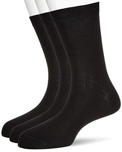 Amazon Brand – Symbol Men's Cotton Liner Socks (Combo Pack of 3)