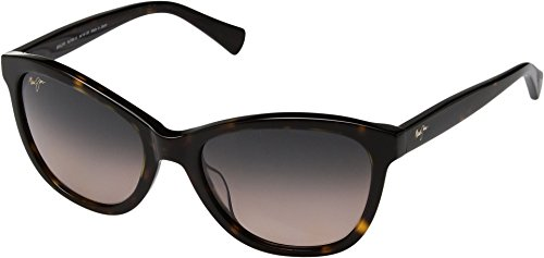 Maui Jim Women's Canna Dark Tortoise/Maui Rose - Jim Maui Cleaning Sunglasses