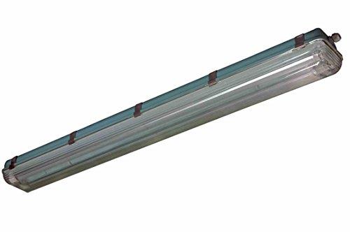 56 Watt Vapor Proof LED 4 Foot Light for Outdoor Applications - 7000 Lumens - 6' Cord - IP67 by Larson Electronics (Image #5)