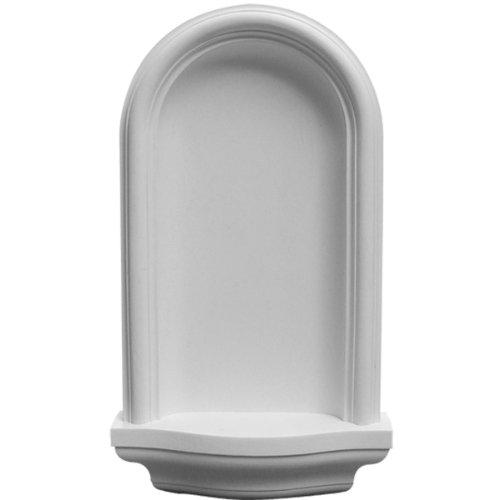(Ekena Millwork NCH11X20MA Wall Niche, Factory Primed White)