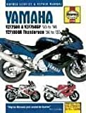 Yamaha YZF750R and YZF750SP 1993 to 1998 YZF1000R Thunderace. 1996 to 2000 (Haynes Service & Repair Manual Series) by Coombs. Matthew ( 2000 ) Hardcover
