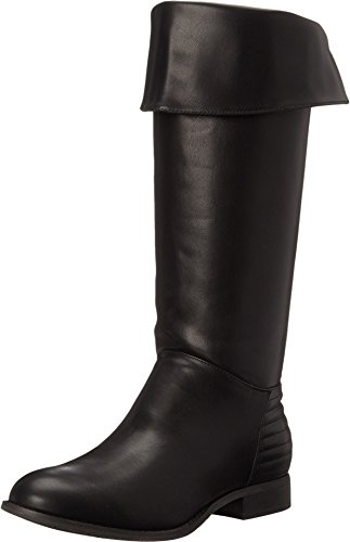 Chinese Laundry Firstlove Womens Boots, Black smooth, Size 7