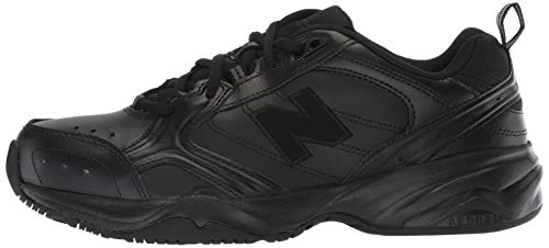 Pictures of New Balance Women's WX624v2 Training Shoe WX624WT2 White 5