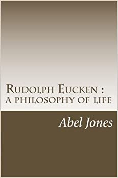 Book Rudolph Eucken : a philosophy of life