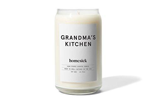 Homesick Scented Candle, Grandma's Kitchen