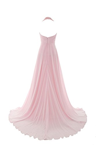 YiYaDawn -  Vestito  - stile impero - Donna lavanda 44