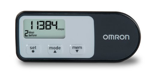 Omron HJ-321 Tri-Axis Alvita Pedometer, - Shipping Flat Rate International