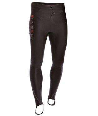 Sharkskin Men's Chillproof Long Pants Exposure Garment For Scuba Diving, Surfing, ETC (3X-Large)