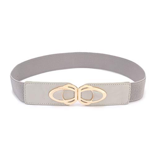 Beltox Womens Belts Elastic Stretch Cinch Plus Fashion Dress Belts for ladies(26