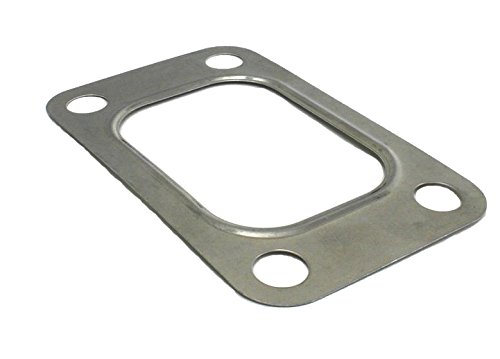 T3 Turbo Turbocharger Inlet Gasket Stainless Steel T3/T4 Garrett Precision PTE Turbonetics