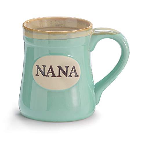 (Nana Best Job Ever Porcelain Mug)
