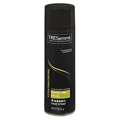 Tresemme Two Hairspray Extra Hold 11 Ounce Aerosol (325ml) (6 Pack) by TRESemme
