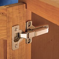 2 Salice European Face Frame Hinges C2p6a With Face Frame