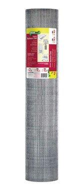 Garden Zone Hardware Cloth 30'' X 50' Steel 1/4'' X 1/4'' Mesh by Origin Point Brands