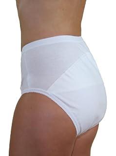 Hydas 0364.1.50 - Slip para incontinencia, lavable y permitido el uso de secadora