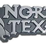 University of North Texas (Eagle w/ ''North Texas'') Emblem