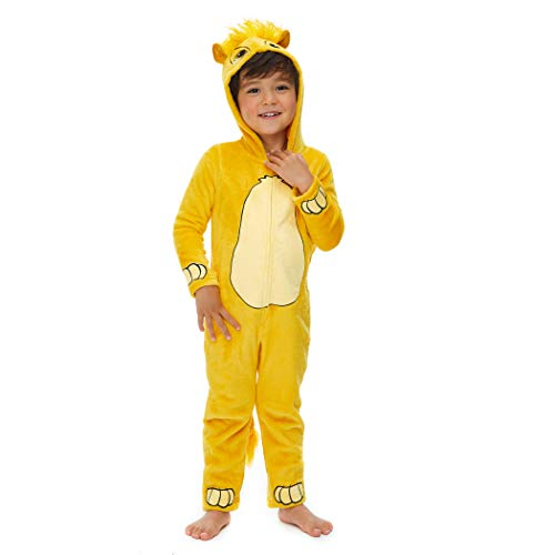 Disney Lion King Simba Toddler Boys Fleece