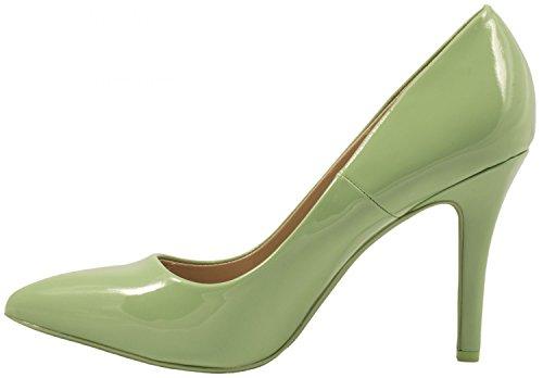 Elara - Cerrado Mujer Verde