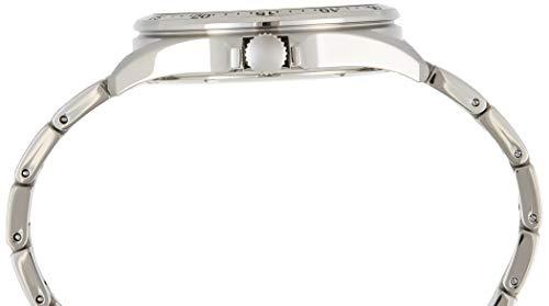 Seiko Solar herrklocka rostfritt stål med metallband SNE483P1