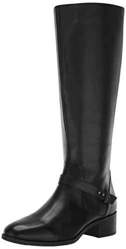 Bandolino Women's BLOEMA Fashion Boot Black, 8.5 M ()