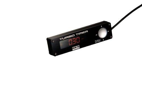 HKS 41001-AK009 Black Type-0 Turbo Timer (Turbo Timer)