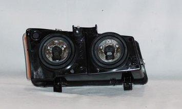 TYC 20-6386-90 Chevrolet Silverado Classic Driver Side Headlight Assembly