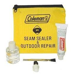Coleman Seam Sealer and Outdoor Repair Kit (Coleman Kit Tent Repair)