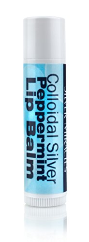 Colloidal Silver Lip Balm (TUBE)