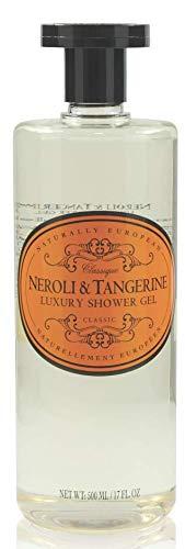 (Naturally European - Shower Gel - Neroli & Tangerine )