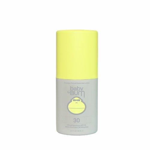 Sun Bum Baby SPF 30 Premium Natural Sunscreen Lotion