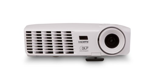 Vivitek D538W-3D 3200 Lumen WXGA HDMI 120 Hz 2D to 3D Portable DLP Projector