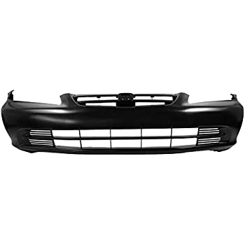 NEW Painted to Match Rear Bumper for 1998 1999 2000 2001 2002 Honda Accord Sedan